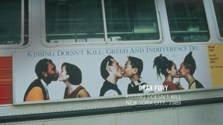 Gran Fury, Kissing Doesn't Kill (1989)