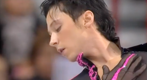 Johnny Weir, US Nationals, 2010