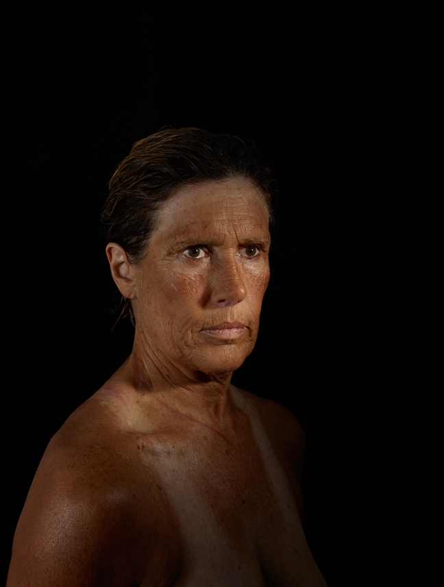 Diana Nyad by Catherine Opie (2012)