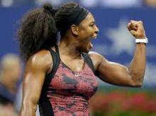 Serena fist 2